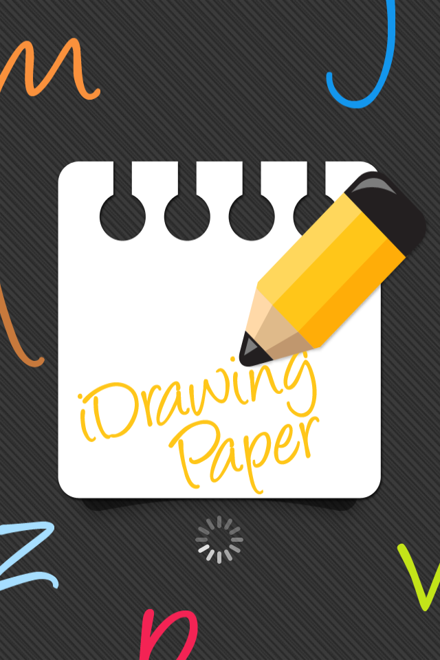 Screenshot iDrawingPaper