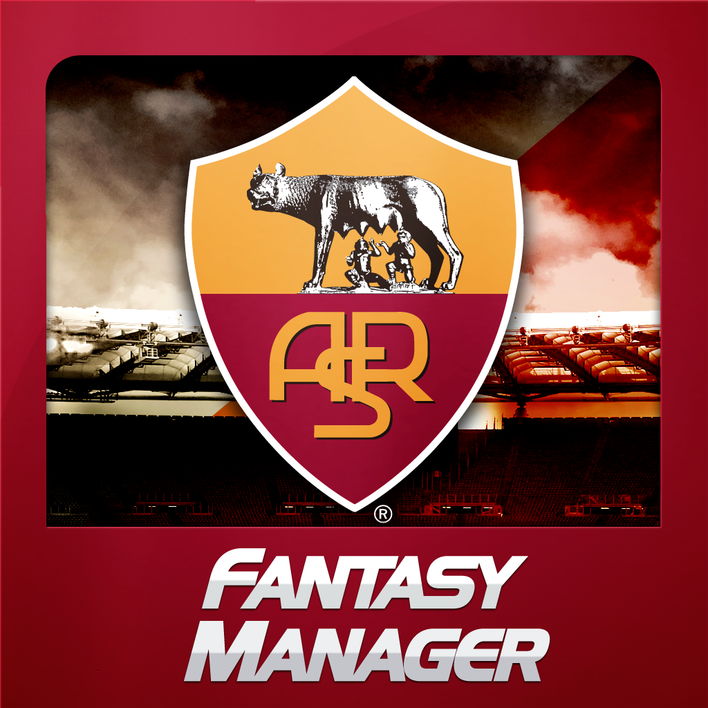 AS Roma Fantasy Manager 2013 (AppStore Link)