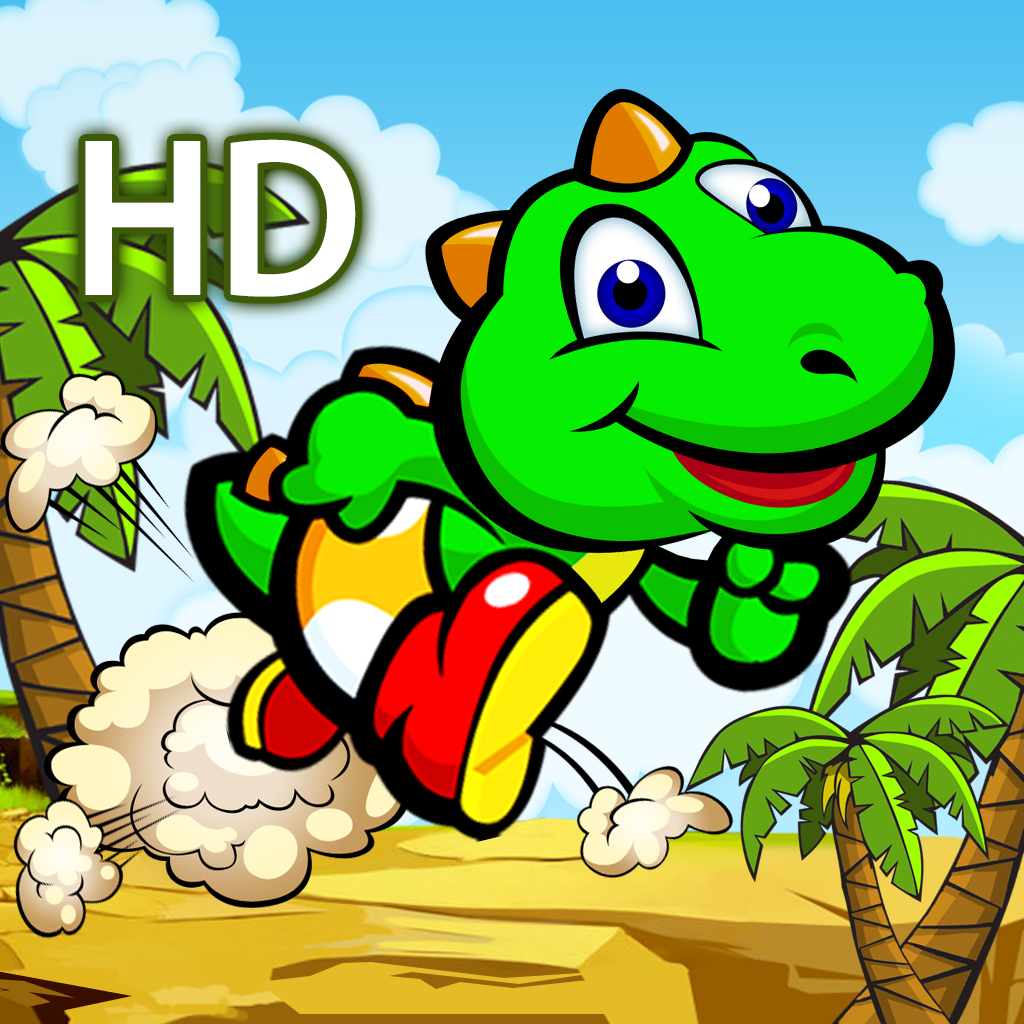 Magic Dino World HD - Fantasy Puzzle and Maze in The Lost Land!